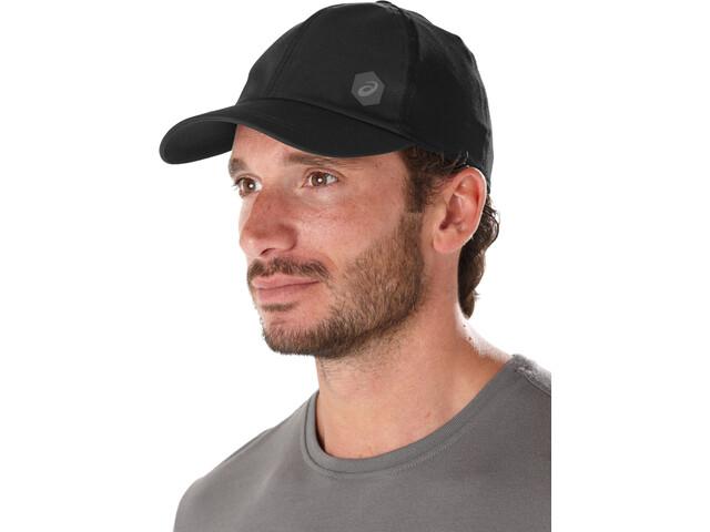 asics Essential Cap Performance Black